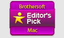 Brothersoft Award